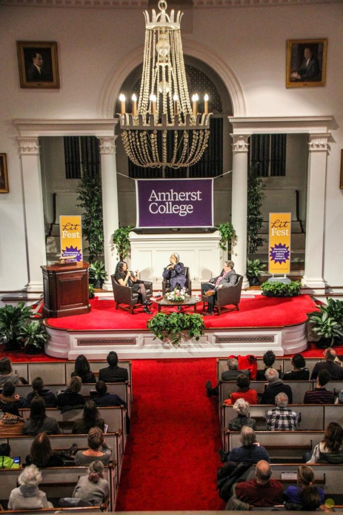Amherst College Litfest 2020 - Susan Choi and Laila in conversation with Judith Frank